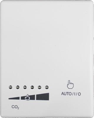 SEN_CO2_senzor ter indikator stopnje CO2 za aktivacijo prezračevanja