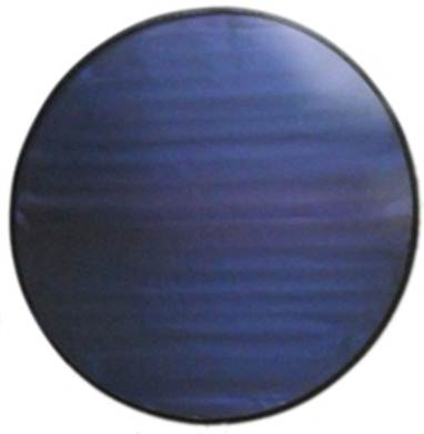Ensol okrogli ploščati kolektor ES2R