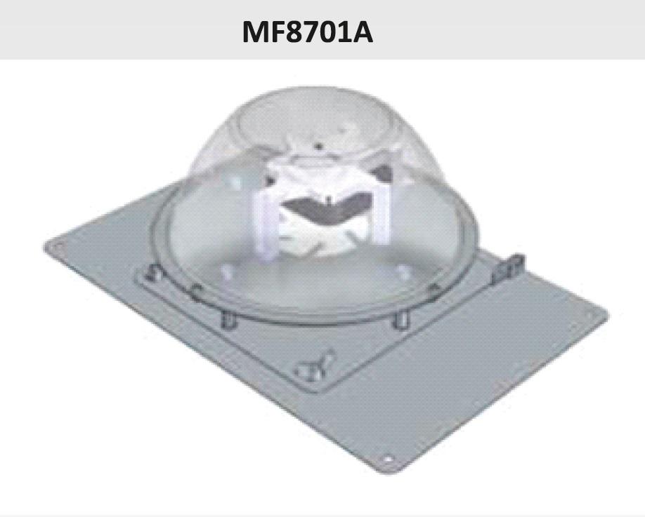 dimniški ventilator MF8701A